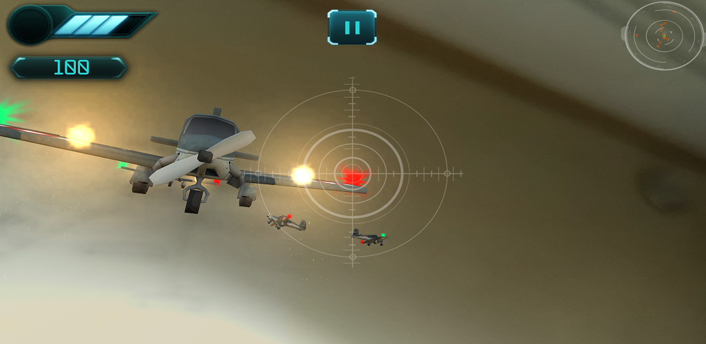 Augmented Air Strike